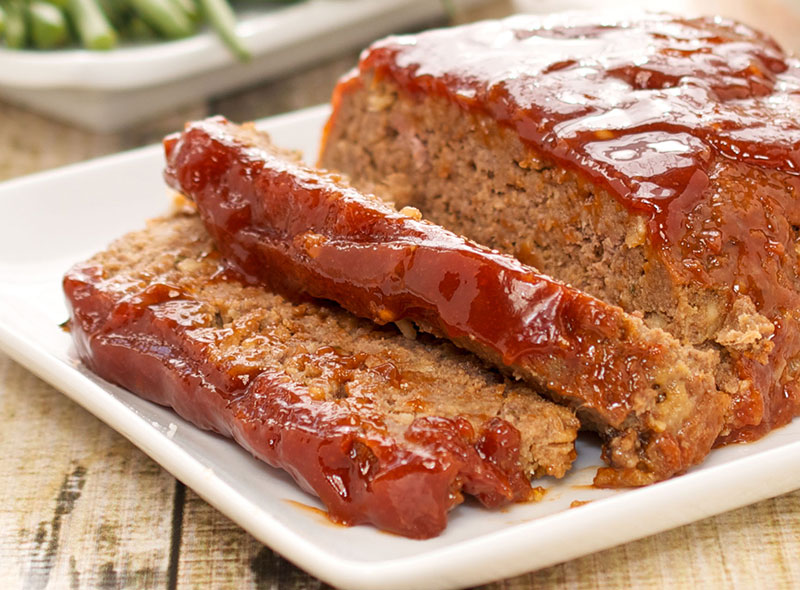 Brown Sugar Meatloaf Recipe