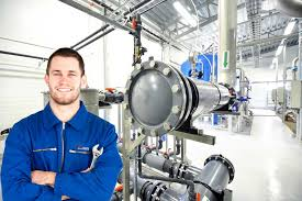 A trustworthy commercial plumber is licensed and insured.